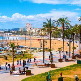 Sitges, Espanja