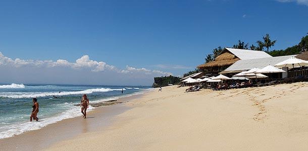 Balin parhaat rannat ja hotellit