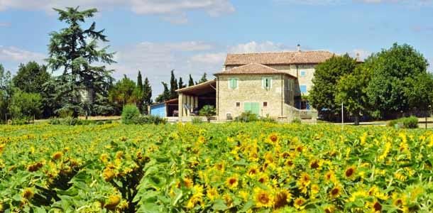 Maalaistalo Provencessa