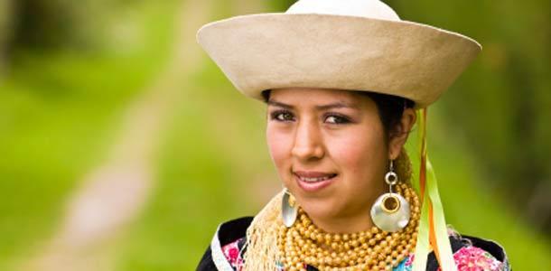 Ecuadorilainen perinneasu