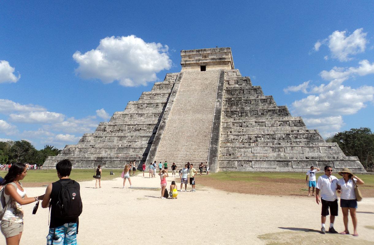 Chichén Itzá Meksikossa