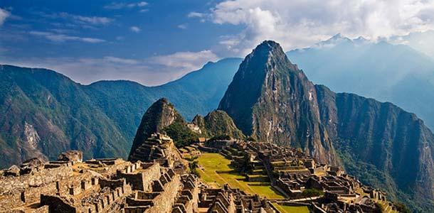 Peru sijaistee Etelä-Amerikassa