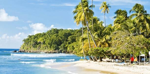 Tobago on ekomatkailijan rantakohde