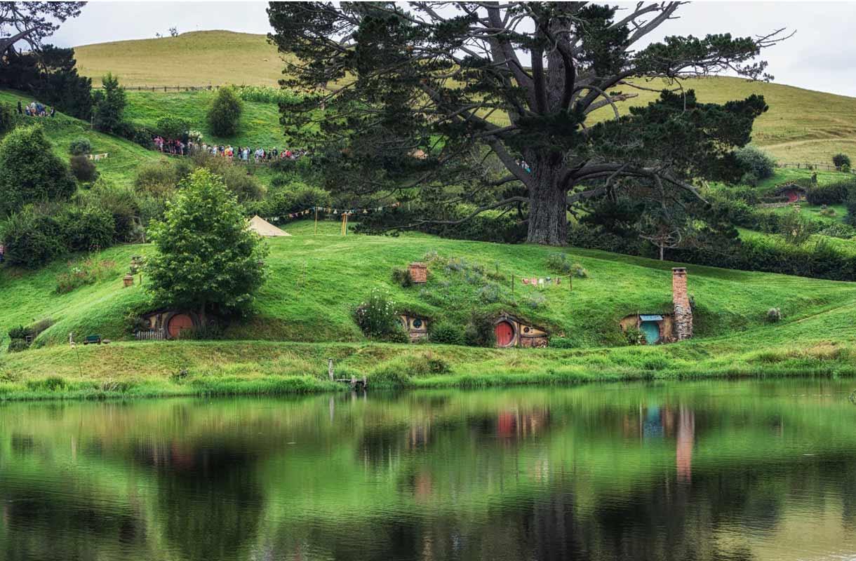 Hobbiton, Uusi-Seelanti