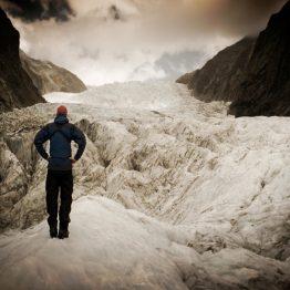 Uusi-Seelanti, Franz Josefin jäätikkö