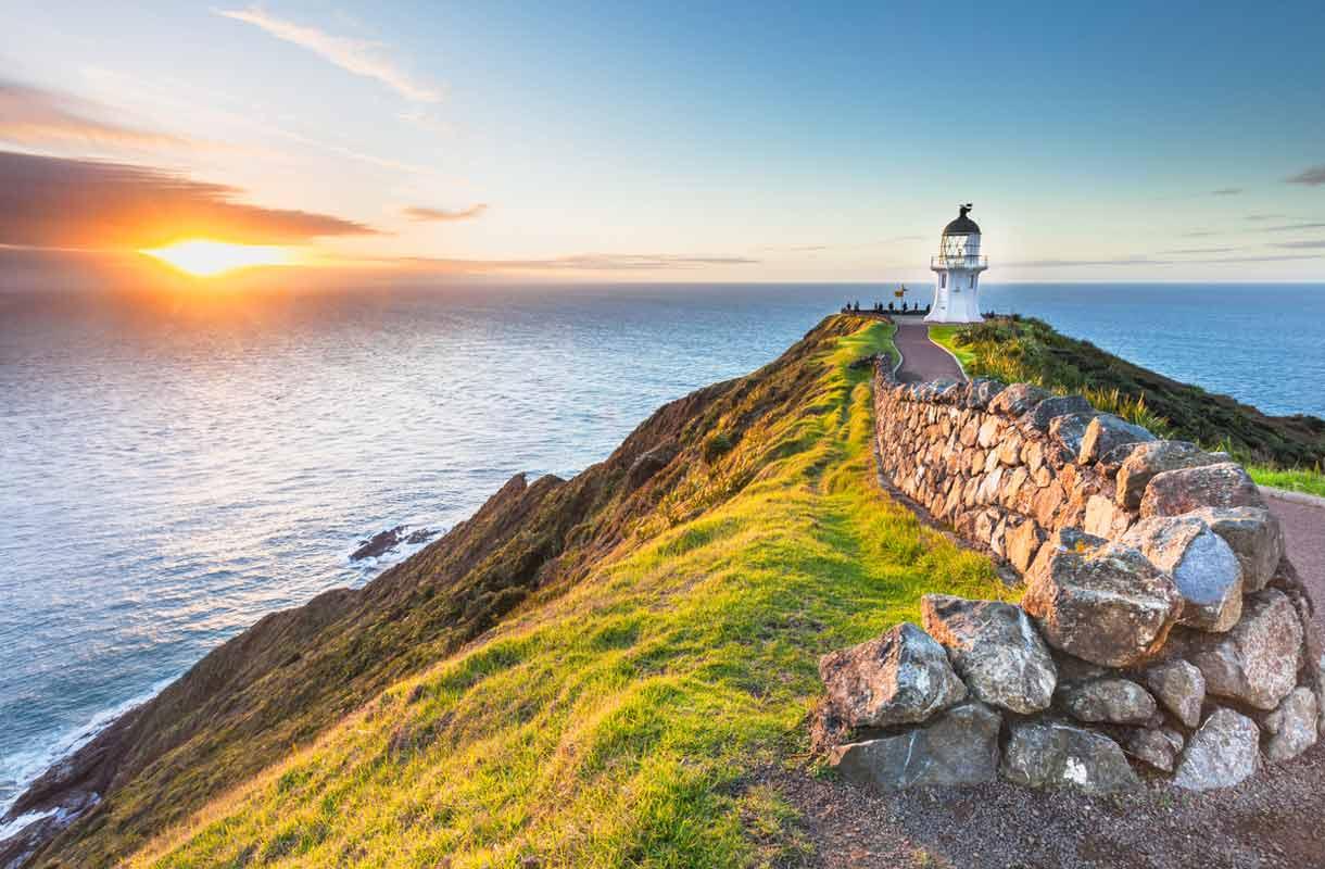 Uusi Seelanti, Cape Reinga
