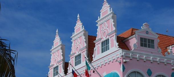 Kaupunkitunnelmia Aruballa