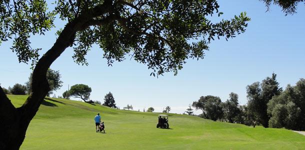 Algarve on golffaajien suosiossa