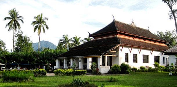 Laos on aasialainen matkailumaa