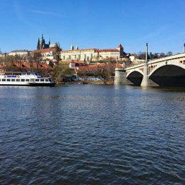 Vltava, Praha