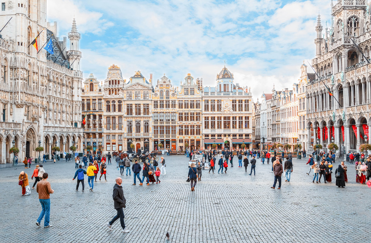 Bryssel, Belgia