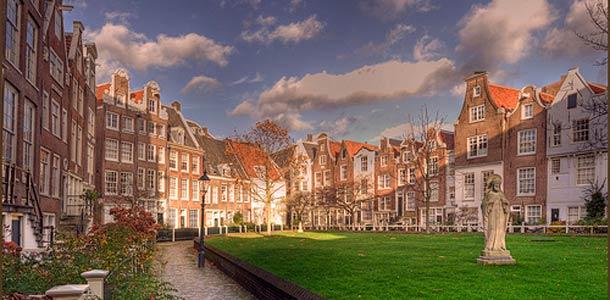 Alankomaiden pääkaupunki on Amsterdam