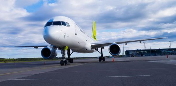 Lennot ja majoitus Latviassa