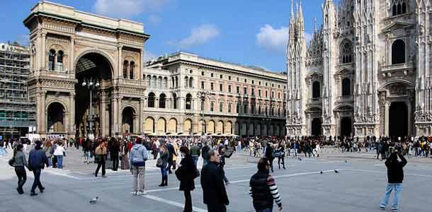 Muodin pääkaupunki Italiassa