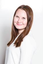 Rantapallon toimittaja Krista Ahonen