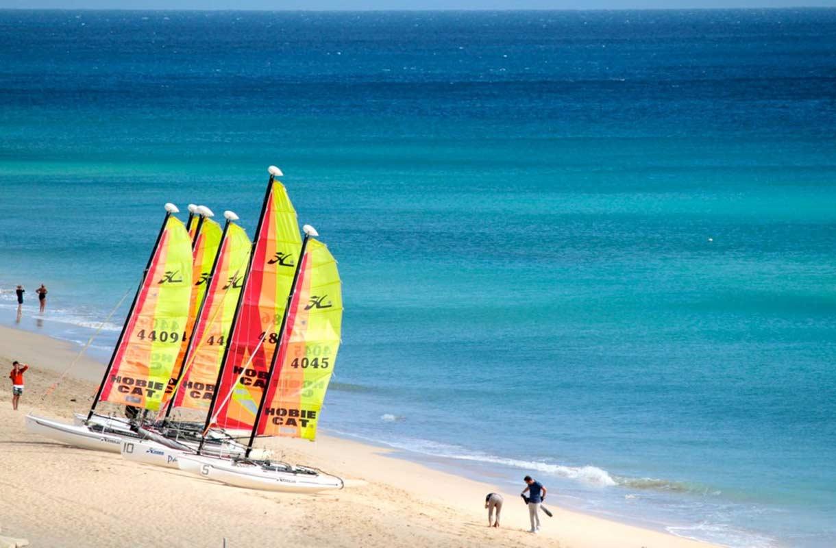 Fuerteventuran harrastusmahdollisuudet