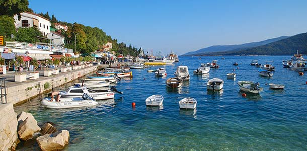 Istria on lomailijan paratiisi