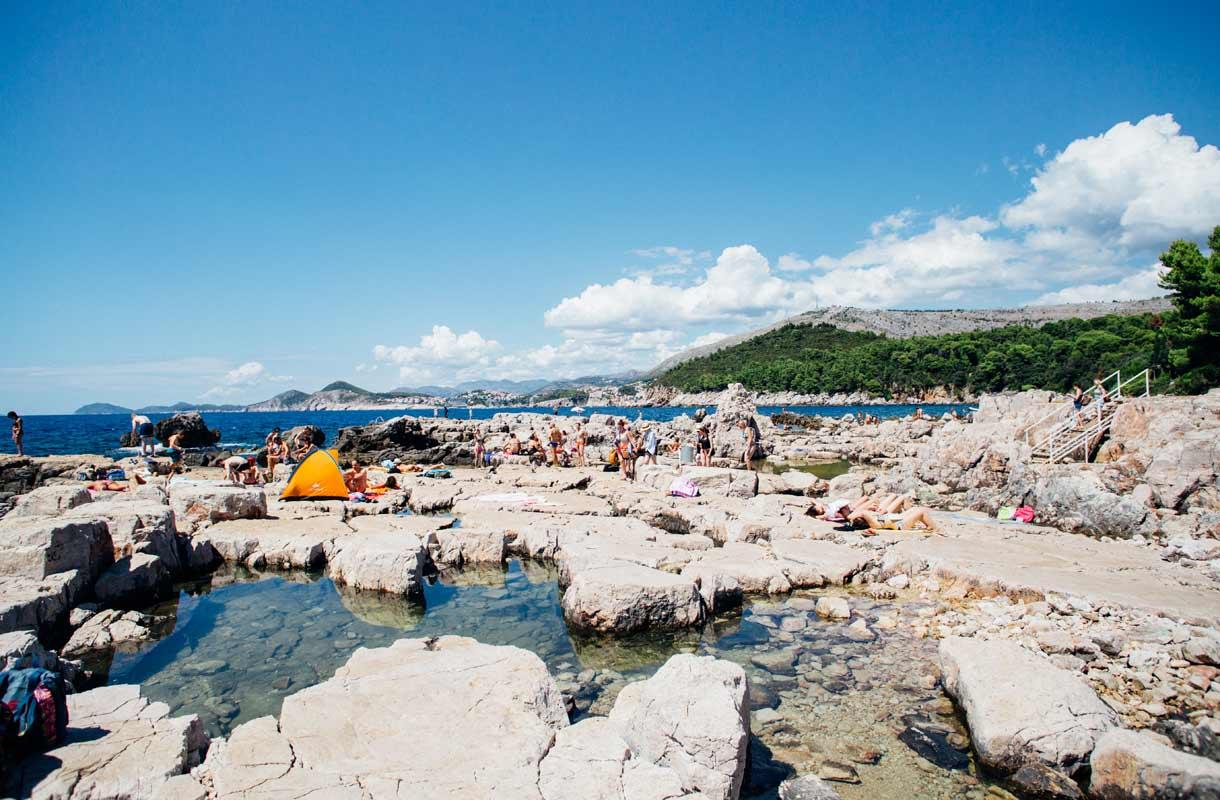 Dubrovnik, Kroatia