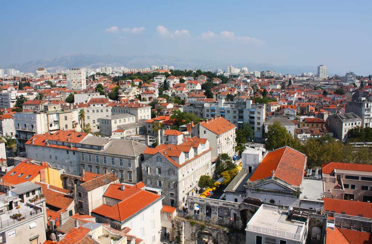 Split, Kroatia