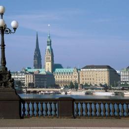Saksan Hampuri sopii kaupunkilomailijalle.