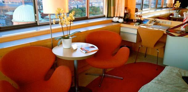 Radisson Blu Royal -hotelli Kööpenhaminassa