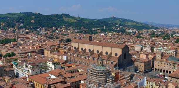 Italian parhaat ruokakaupungit