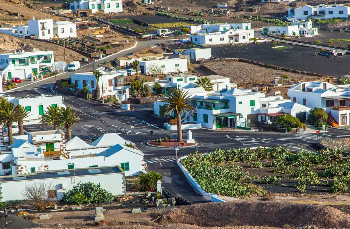 Femes, Lanzarote
