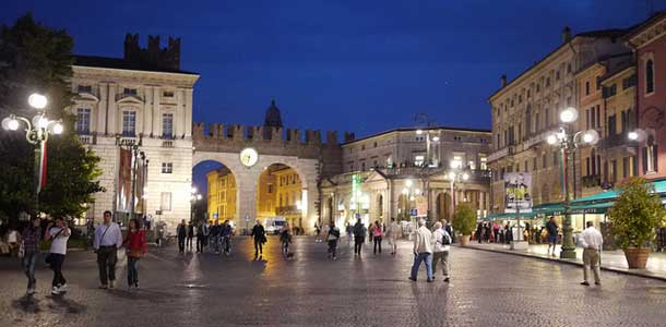 Italian parhaat kaupunkikohteet