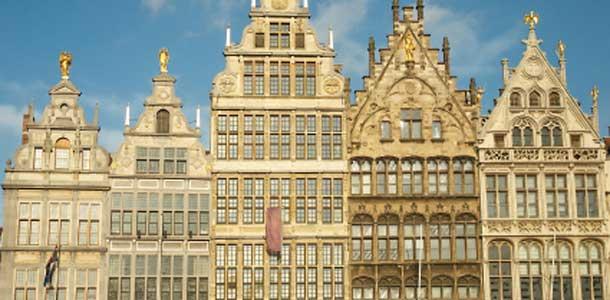 Nähtävyyksiä Belgiassa
