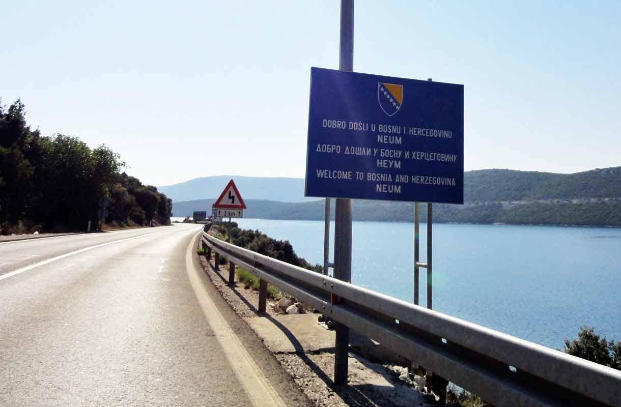 Bosnia-Hertsegovinassa ajaminen sopii parhaiten kokeneille kuskeille.