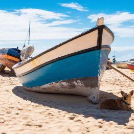 Santa Maria Beach, Kap Verde