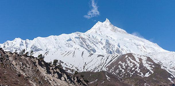 Nepalin vuoristoa