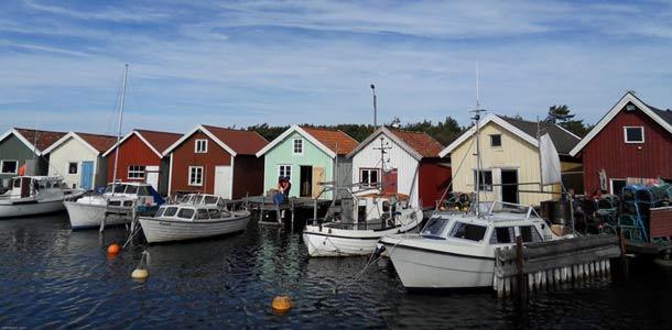Göteborgin satama