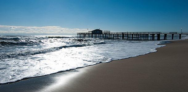 New Jerseyssä rantaviivaa on 200 kilometriä