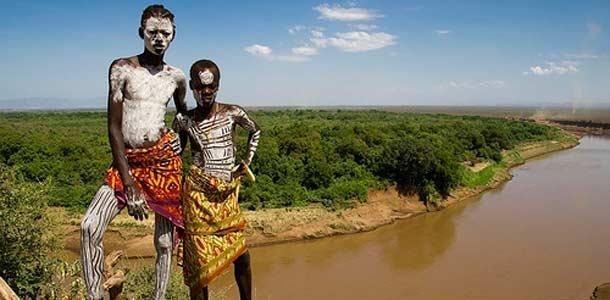 Etiopialla on pitkä historia
