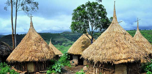 Etiopian luontoa