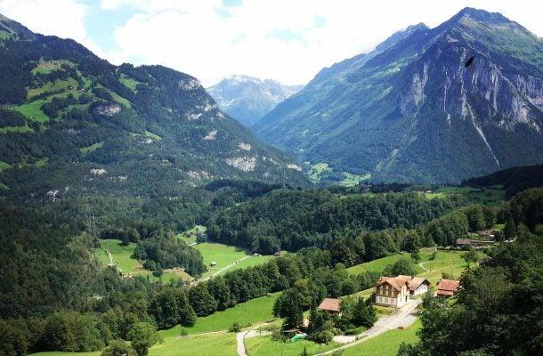 Meiringen, Sveitsi