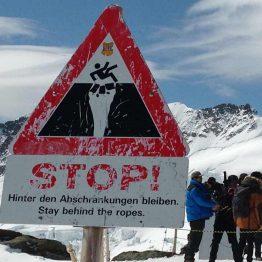 Jungfraujoch, Sveitsi