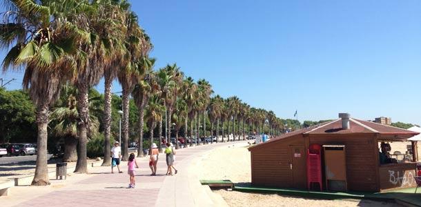 Tarragonan kaupunkiranta