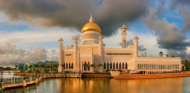 Eksoottinen Brunei