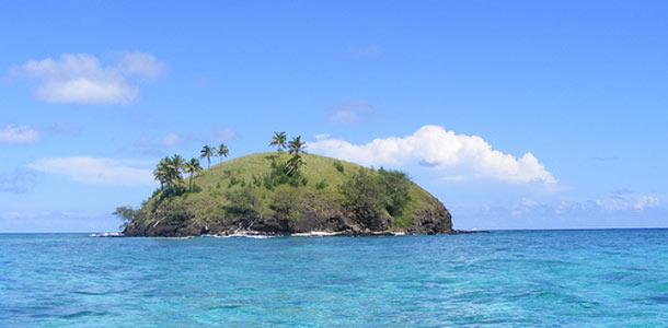 Fidzi on trooppinen saaristovalio
