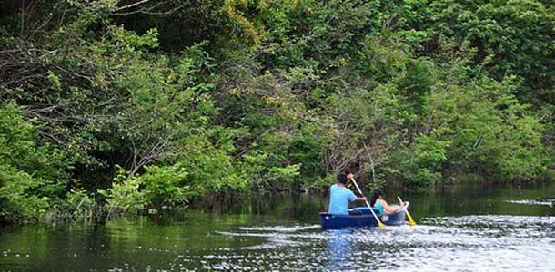 Suriname on seikkailuhenkinen maa