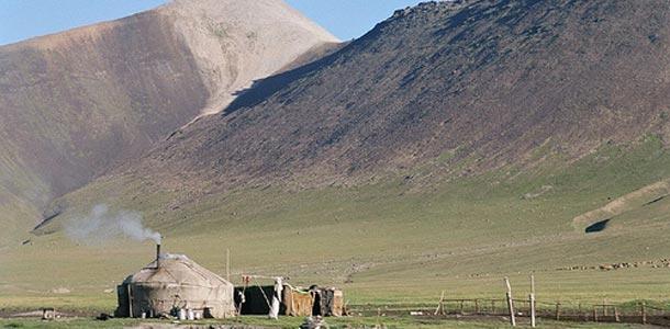 Mongoliassa on koskematonta luontoa