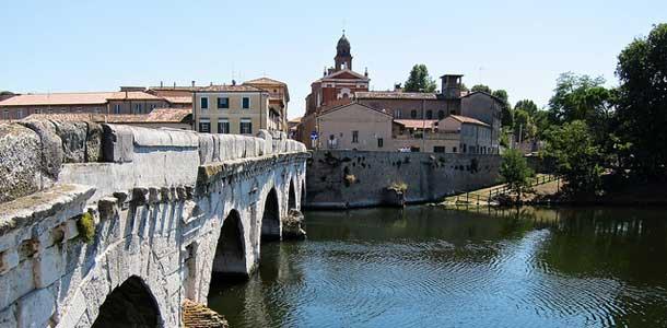 Italian rivieran lomakohteet