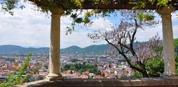 Grazin kaupunkimaisema