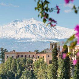 Taormina, Sisilia