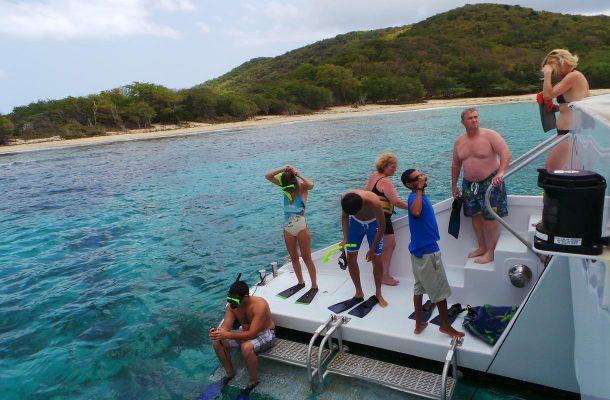 Snorklausta Puerto Ricossa