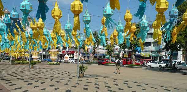 Pohjois-Thaimaan parhaat lomakohteet