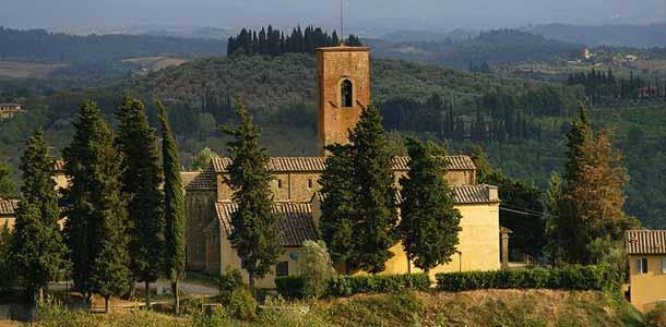 Toscanan viinialueet