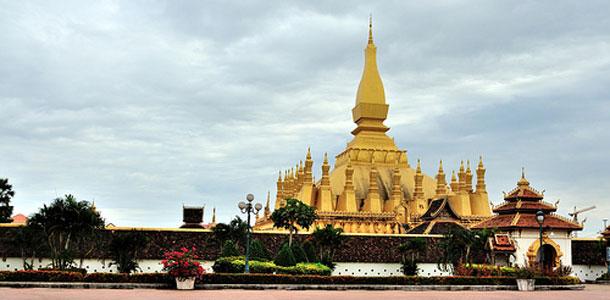 Pala kauneinta Laosia